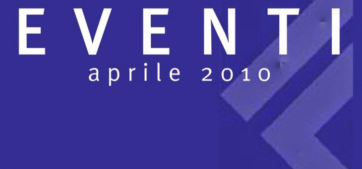 2010 aprile – libreria Feltrinelli